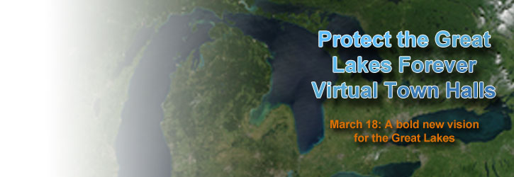 Webinar: A bold new vision for the Great Lakes