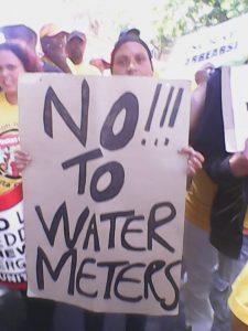 No Water Meters